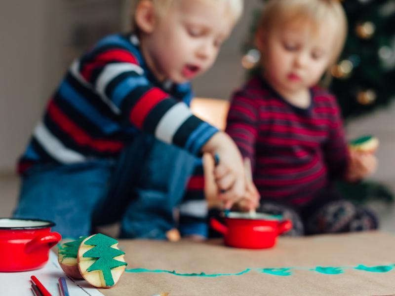 Zabawy Z Ziemniakami Dla Dzieci Gry Stemple Ludziki