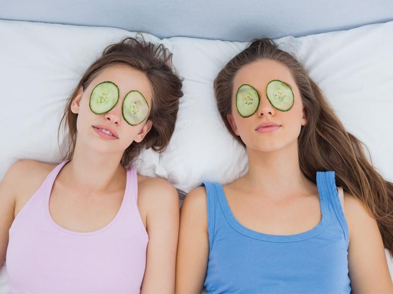 Zadbaj o oczy domowymi sposobami