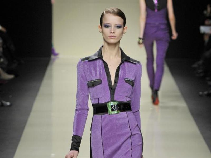 Zainspiruj się modnym fioletem