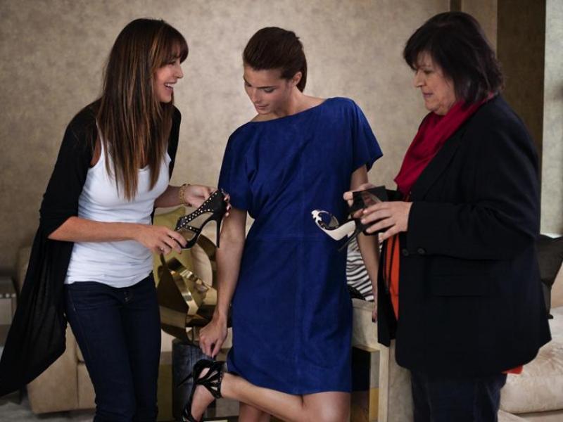 Założycielka Jimmy Choo - Tamara Mellon o kolekcji dla H&M (video)