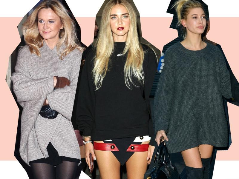 Zapominamy o spodniach! Poznaj nowy trend, który kochają gwiazdy