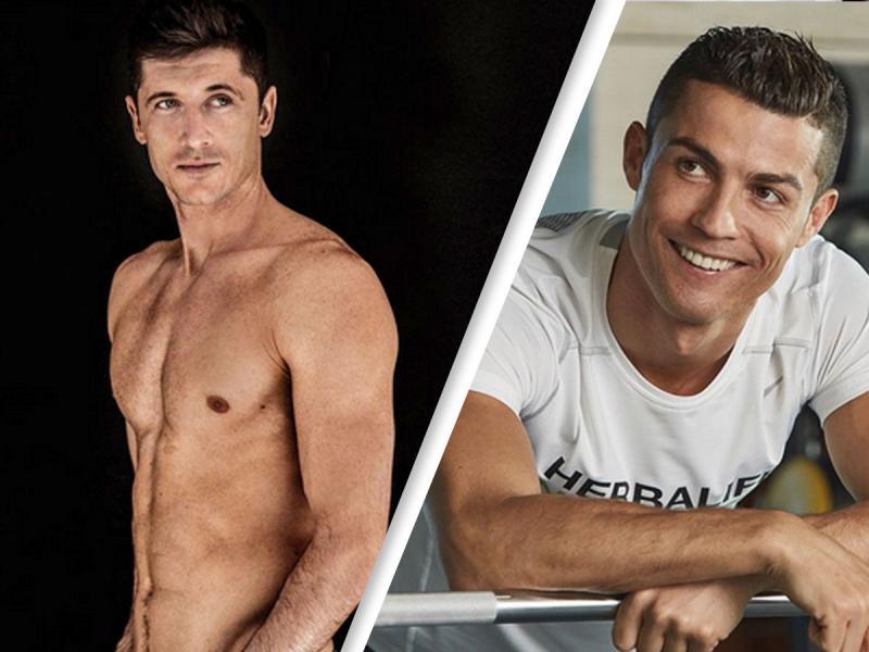Zaskakujące wyznanie Cristiano Ronaldo! Co światowej sławy piłkarz powiedział o Robercie Lewandowskim?