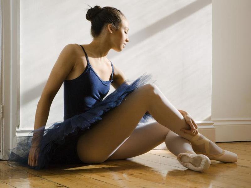 kobieta, taniec, tancerka, baletnica, balet