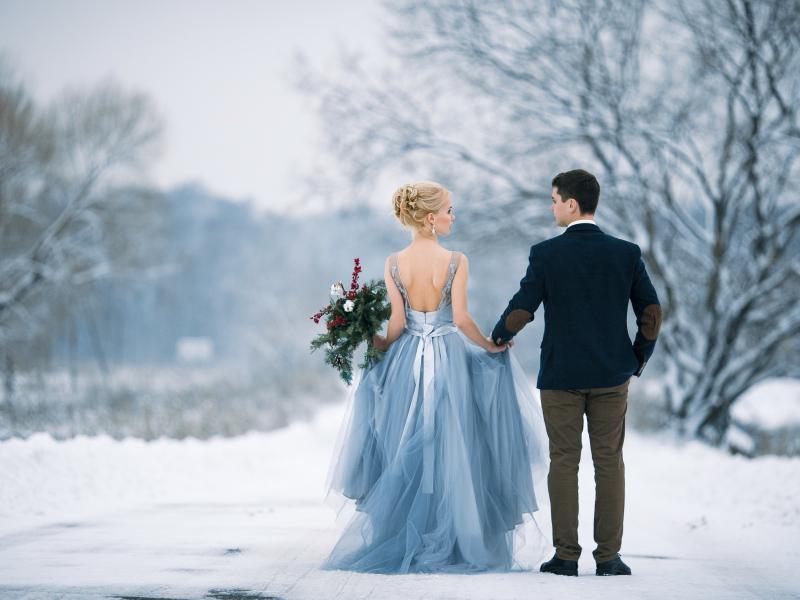ślub Zimą Wady I Zalety Organizacja I Formalności Polkipl