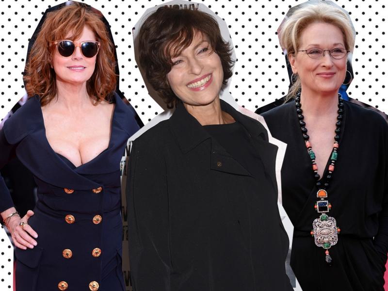 Zmarszczki to historia twojego życia! 9 inspirujących gwiazd, które nie wstydzą się swojego wieku