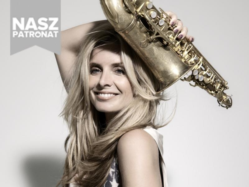 Znana saksofonistka wystąpi w Polsce!