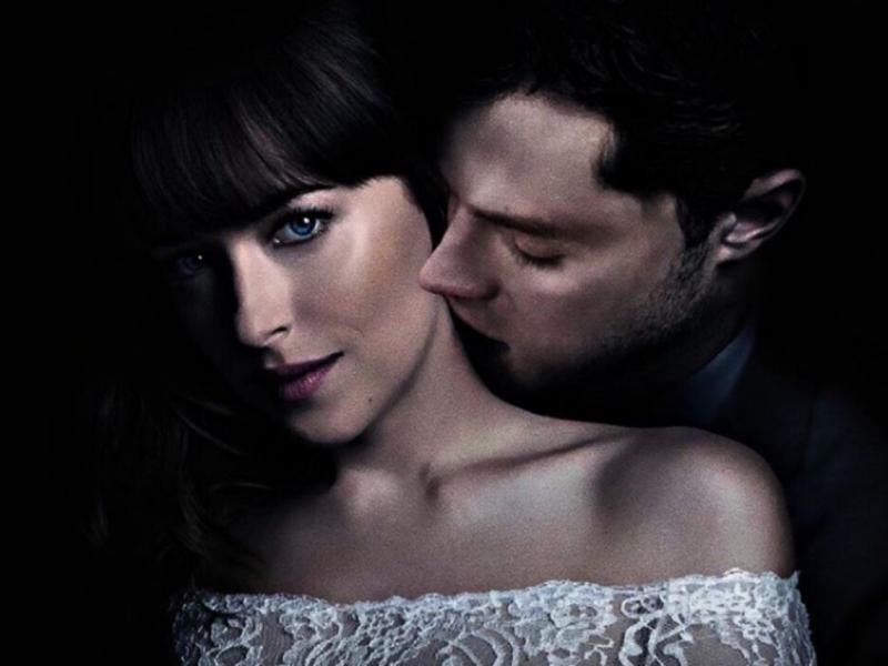 Zobaczcie zwiastun filmu Nowe oblicze Greya! A w nim... suknię ślubną Anastasii