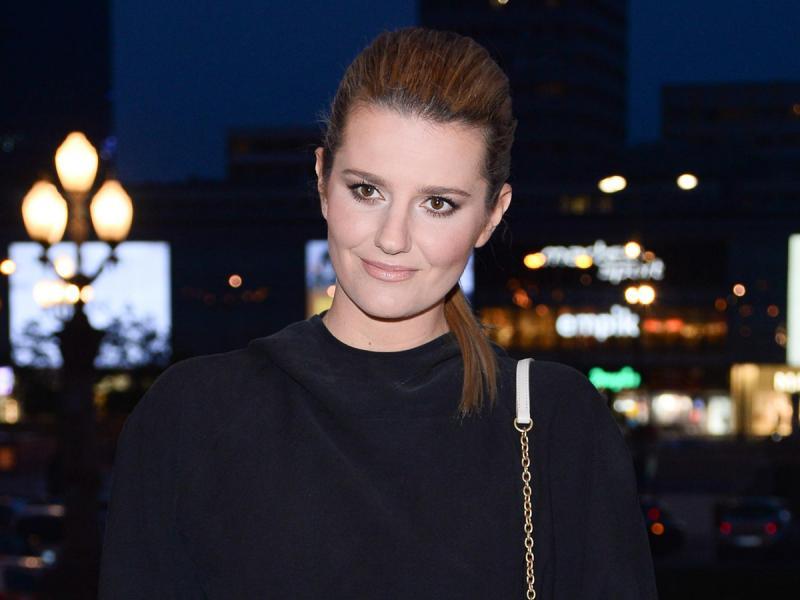 czy Zofia Zborowska jest w ciąży?