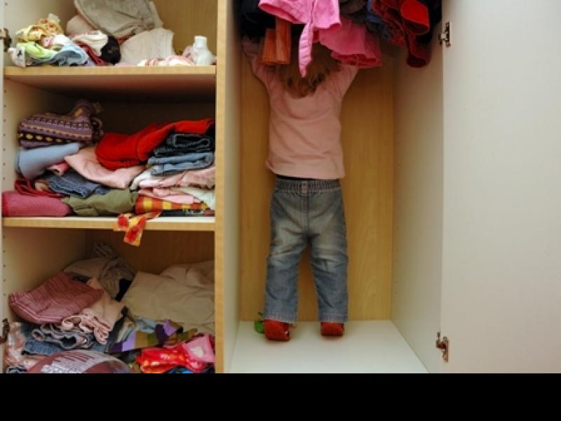 Zrób porządek w szafie, część pierwsza
