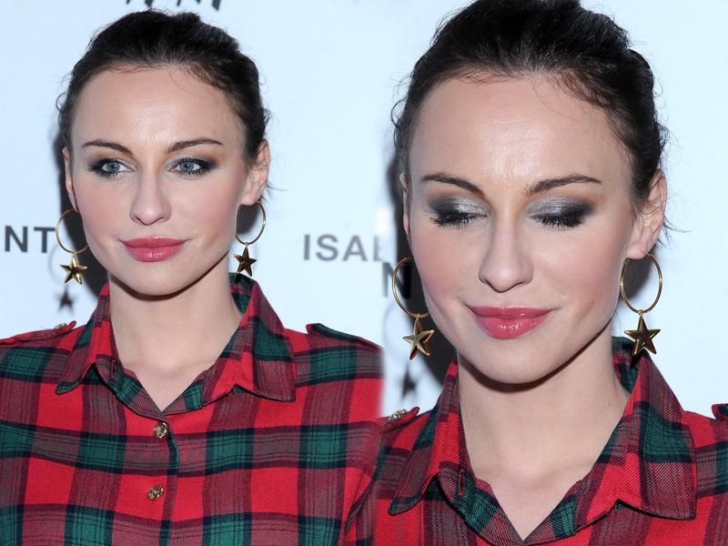 Zrób sobie makijaż w stylu Mai Hirsch
