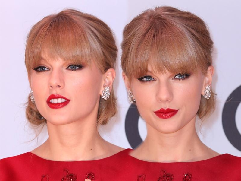 Zrób sobie makijaż w stylu Taylor Swift