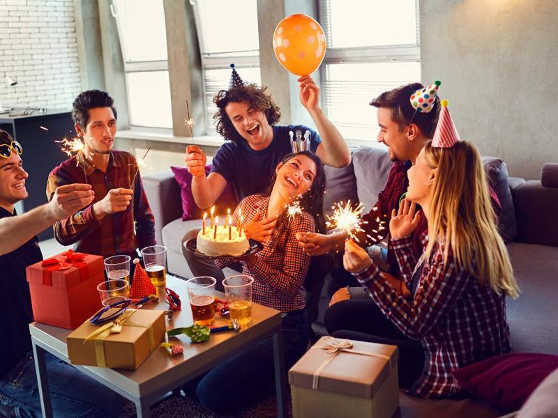 życzenia Urodzinowe 45 Rymowanych życzeń Urodzinowych