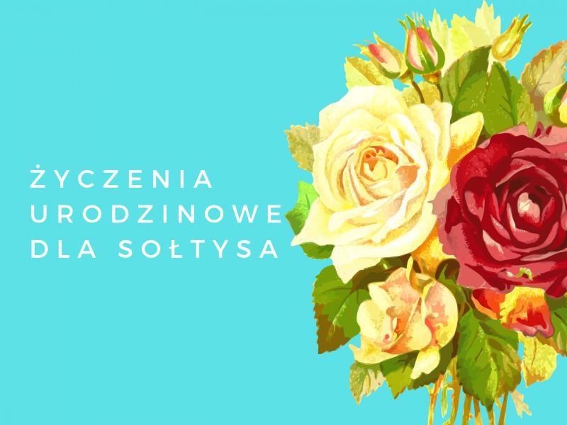 życzenia Urodzinowe Dla Sołtysa I Sołtysowej Wierszyki