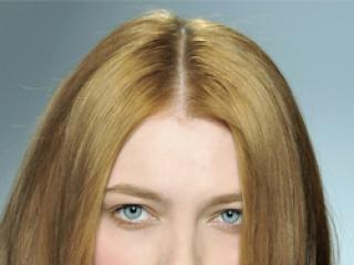 Bardziej podobają mi się włosy: