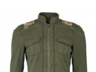Do dżinsów założyłabym kurtkę: