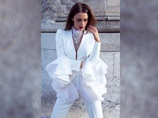 Suknia ślubna czy spodnie?