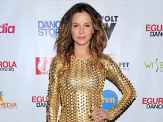 Wolę złotą sukienkę w wersji: