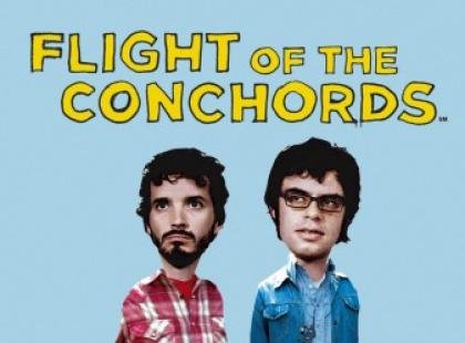 "1. sezon serialu ""Flight of the Concords"" już na DVD!"