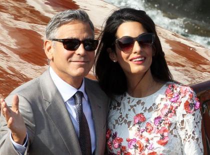 10 faktów o Amal Alamuddin. Kim jest żona George'a Clooneya?