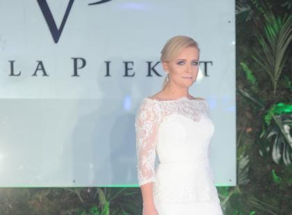 10 gwiazd w sukniach ślubnych Violi Piekut