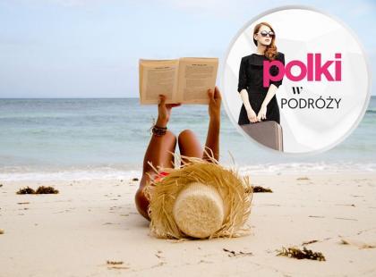 10 idealnych wakacyjnych książek, które warto zabrać na urlop