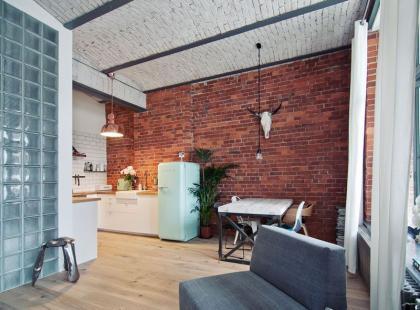 10 inspiracji: mieszkanie w stylu loftu