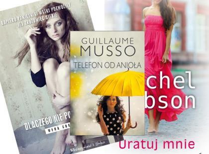 10 kobiecych książek - idealnych na prezent!