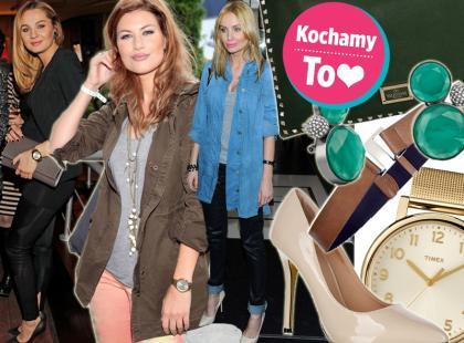 10 modnych dodatków w stylu polskich gwiazd