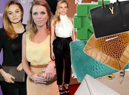 10 modnych torebek, które kochają gwiazdy