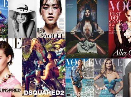 10 najbardziej rozchwytywanych modelek 2011 roku