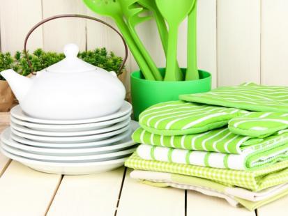 10 najładniejszych ręczników kuchennych