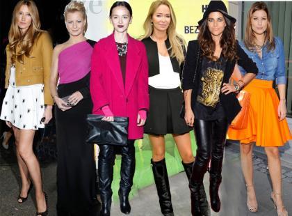 10 najlepiej ubranych Polek 2012 roku