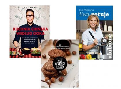 10 najlepszych książek kucharskich na jesień i zimę