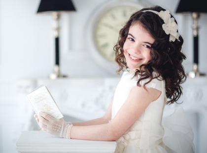 10 najlepszych prezentów komunijnych dla dziewczynki