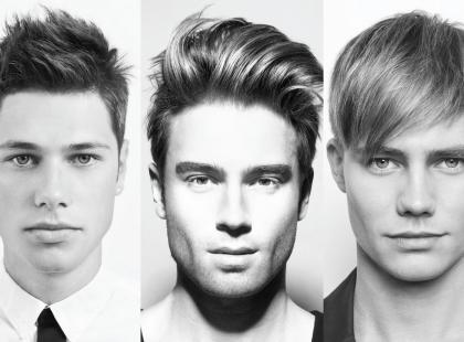 10 najmodniejszych fryzur dla facetów