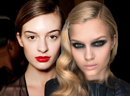 10 najmodniejszych makijaży na wiosnę 2013