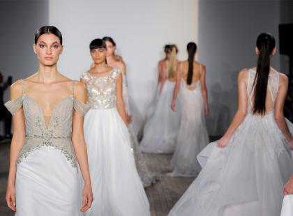 10 najmodniejszych sukien ślubnych na 2020 rok. Wszystkie kupisz w Polsce!