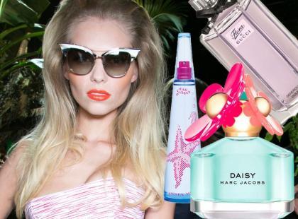 10 najnowszych zapachów na lato 2014