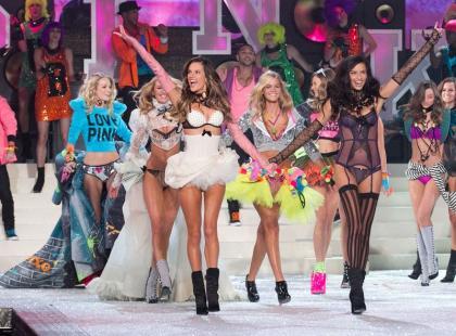 10 najpiękniejszych Aniołków Victoria's Secret - głosuj i ty!