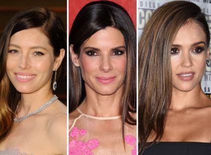 10 najpiękniejszych fryzur dla szatynek