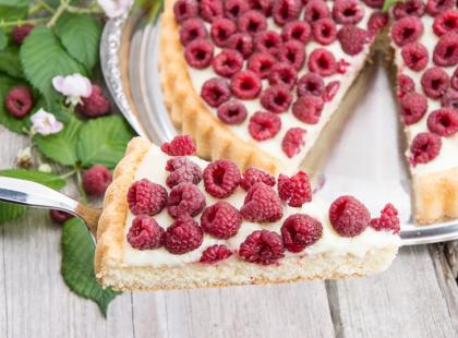 10 najwspanialszych tart owocowych