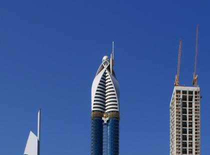10 najwyższych hoteli świata