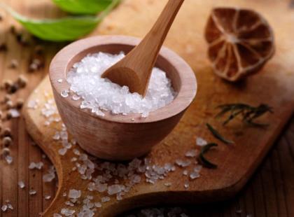 10 nietypowych zastosowań soli w domu