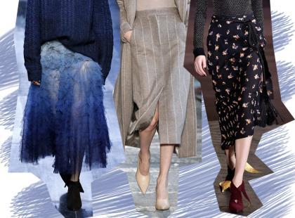 10 powodów, dlaczego warto nosić spódnice midi