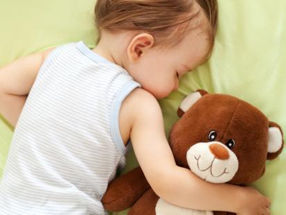 10 prawd i mitów o śnie malucha
