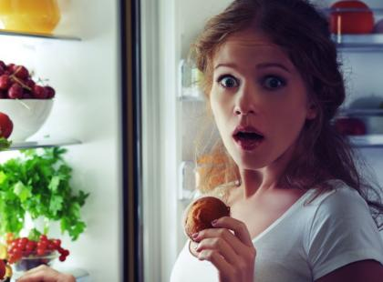 10 produktów, które możesz jeść w nocy i nie przytyjesz!