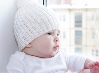 10 pytań o zimowy spacer w noworodkiem!