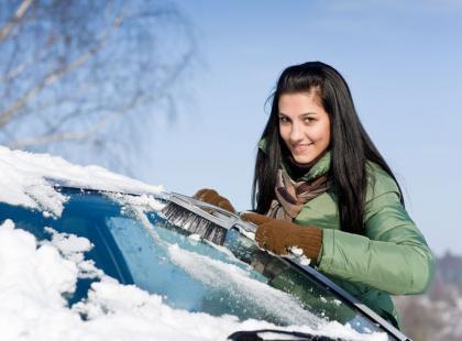10 rad, jak przygotować auto do zimy