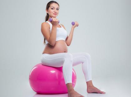 10 rodzajów aktywności bezpiecznych dla kobiet w ciąży