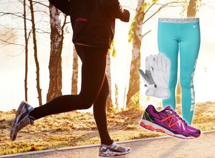 10 rzeczy, które musisz mieć podczas jesiennego joggingu